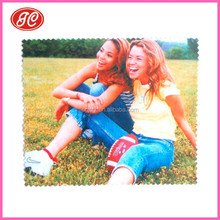 We are Friends!Personalize Microfiber Fabric For Mobile
