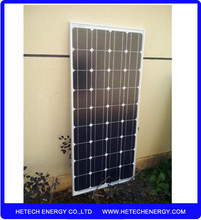 stock clearance sale Mono 95w photovoltaic solar panel