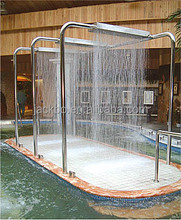 Wholesale Competitive price spa equipment vichy showers,vichy shower jet spa,vichy spa rain shower