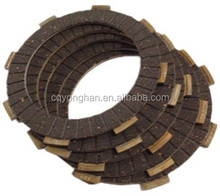 CB125 motorcycle clutch friction plate