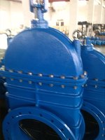 PN16 DN600-DN800 Unrestricted full bore gate valve non-rising spindle