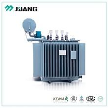 Isolation Transformer 5KVA-2500KVA Three-phases Double-winding Oil Immersed 11KV Distribution Transformer