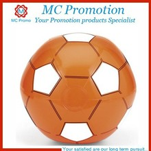 Cheap fashion soccer inflatable beach ball