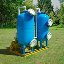 Puxin integrado de desulfuración de biogás scrubber con Gas compresor para 50 / 100 / 200 metro cúbico al día de biogás de flujo