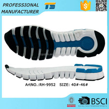 China Men Anti-Skidding Eva Go Walk Rubber For Soles