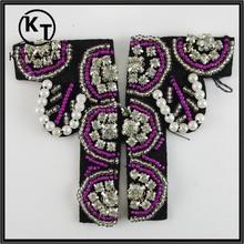 Nuevo diseño! Coser piedras apliques para accesorios de la ropa