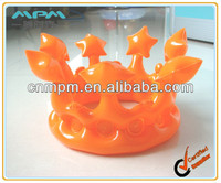 inflatable crown, inflatable beach toy ,inflatable water toy