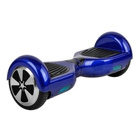 LED light electric stand up scooter self balancing scooter