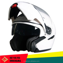 high level material made double visor shoei helmet