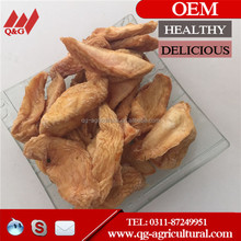 Wholesale Dry fruit dried yellow peach