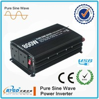 Outside / Home Use 800W Power Inverter Pure Sine Wave Inverters DC to AC 12V 240V inverter generator