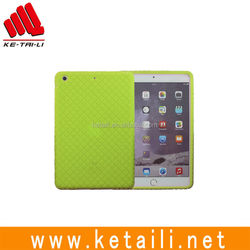 China wholesale for ipad air 2 back cover.silicone case for ipad air 2