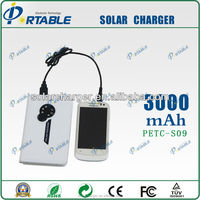 2W multifunctional portable solar charger for minifan,Iphone,blackberry,glaxy,mp4,psp etc
