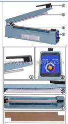 Impulse Sealer / Heat Sealer, Hand Sealer (PFS-100~600)