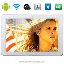 10 Inch Android 4.4 KitKat Quad Core 2G 3G GSM WCDMA GPS Bluetooth Phone Tablet PC 1GB RAM 16GB ROM