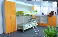 High Quality Wall Bunk Beds,Space Saving Murphy Wall Bunk Beds,Kids Wall Bunk Beds