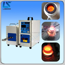 Induction melting furnace for iron steel scraps aluminum platinum gold and silver with different capacity griddles