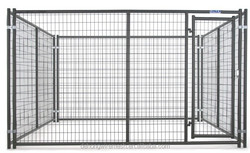 stainless steel dog kennels