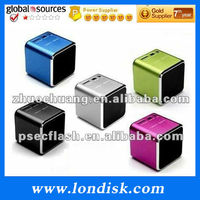 2014 unbelievable Music Angel wireless subwoofer plays by Micro SD card and FM radio mini subwoofer