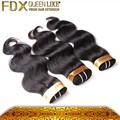 2015 FDX venta al por mayor remy hair products, mejores ventas indio remy de la virgen del pelo, mayorista pelo humano de remy