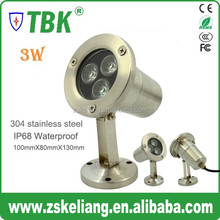 high quality marine led underwater light ip68 led pool light
