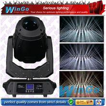 Best selling online shop disco light wholesale 280 beam/spot/wash party lights