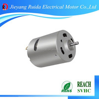 Fast Delivery High RPM 12V DC Electric Motor