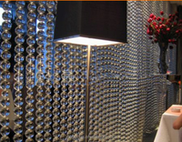 wholesale cheap decorative string curtain with beads