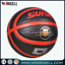 hot new products for 2015 custom printed bottom price promotional size 7 rubber basketball