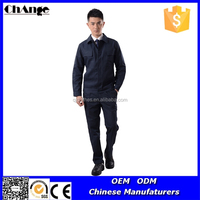 Workwear Product Type and Polyester / Cotton Material Jacket Worker Uniform
