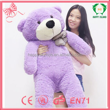 Guangzhou Happy Island toys!!!HI CE Hot selling big size toy teddy bear plush