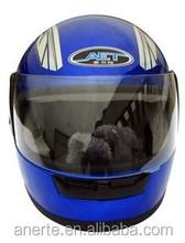 Anerte barato popular seguro cara cheia capacete de B-03