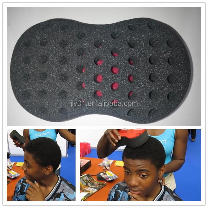 of 2015 newest hair curling sponge for black men hair curl