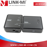 LM-WHD45 45m WHDI Stick Wireless HDMI Transmitter and Receiver Support OSD With Mini USB Port