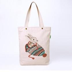 100% Plain Cotton Canvas Tote Bags