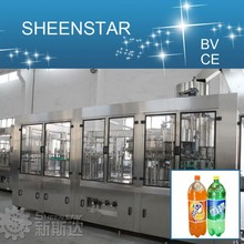 2015 Sparkling water / pepsi water bottling equipment