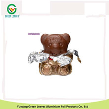 aluminiumfolie für schokolade verpackung