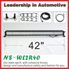 China manufacture IP68 high lumen 12v off road led light bar 4x4 for trucks atv suv auto accessories