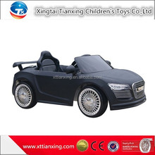 gift for boy 250mm wheel RC electric ride on car.made in china