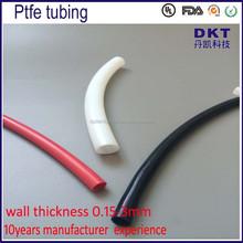 teflon hose king of plastics Corrosion resistant pipe ptfe hose