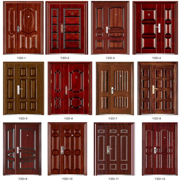 commercial double door steel door metal door buy