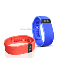 tw64 smart wristband watch vibrating alarm wristband