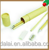 High quality cardboard tube for packaging pens and Office Stationery