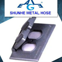 ELECTRICAL OUTLET BOX DEVICE COVER / ALUMINUM