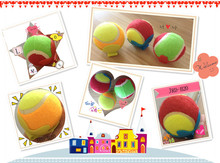 Hot recommend high quality cute pet tennis clip product/pet tennis ball/pet toy
