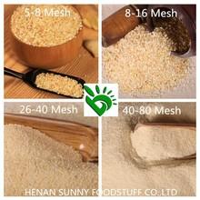 White Ground Garlic 16-26 Mesh