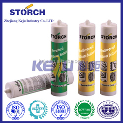 Storch N880 One component Neutral GP silicone sealant 1200 with fast curing