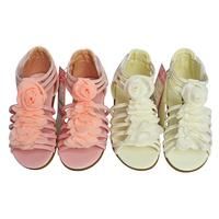 New Girls Kids Gladiator Strappy Floral Dress Flat Flip Flops Sandals Shoes for kid