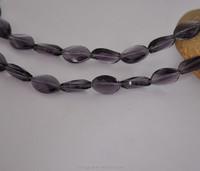 Hot Clothing Decoration Crystal Beads Banana Leaf Shape Jewelry Findings Promotion