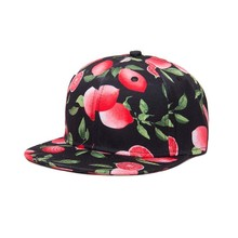 Guangzhou factory fashion snapback baseball cap